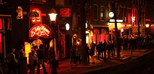 荷兰青年收集数万个签名,联合抵制性交易行为
