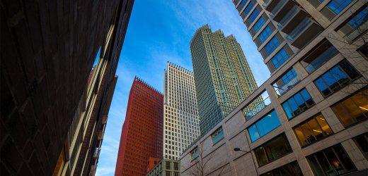 海牙的办公室将严重短缺,租金也会水涨船高!这几个城市也一样