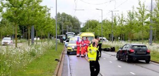 悲剧!鹿特丹一名外卖员交通事故中丧生,年仅21岁