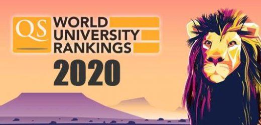 重磅!2020年QS世界大学排全新出炉,中国和荷兰的大学表现如何?