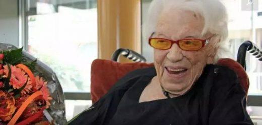 最长寿的荷兰人庆祝114岁生日