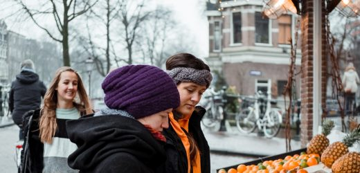 荷兰人,你的生活幸福吗?移民表示……