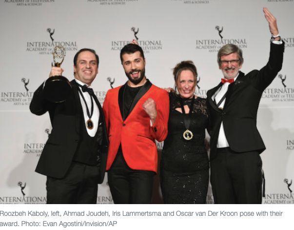 两部荷兰纪录片获得艾美奖