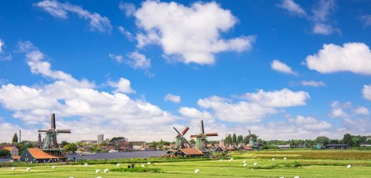 荷兰游客人数突破2000万,可以说巨受欢迎了