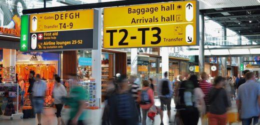 阿姆地铁将通到史基浦机场,花费30亿欧元也要建