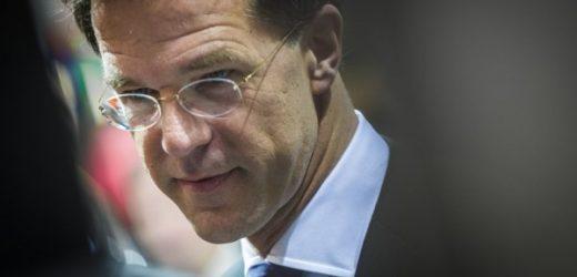 荷兰首相严守封锁令,母亲辞世前未见最后一面