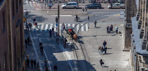荷兰五大城市魅力不再 人口大量流失,阿姆斯特丹减少近四千