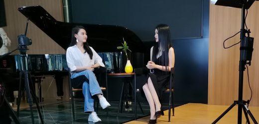 "Business elite releasing music album: Yan Yu and her ""Silent Hopes"" 出专辑的商务精英——颜瑜和她的《沉默的希望》"