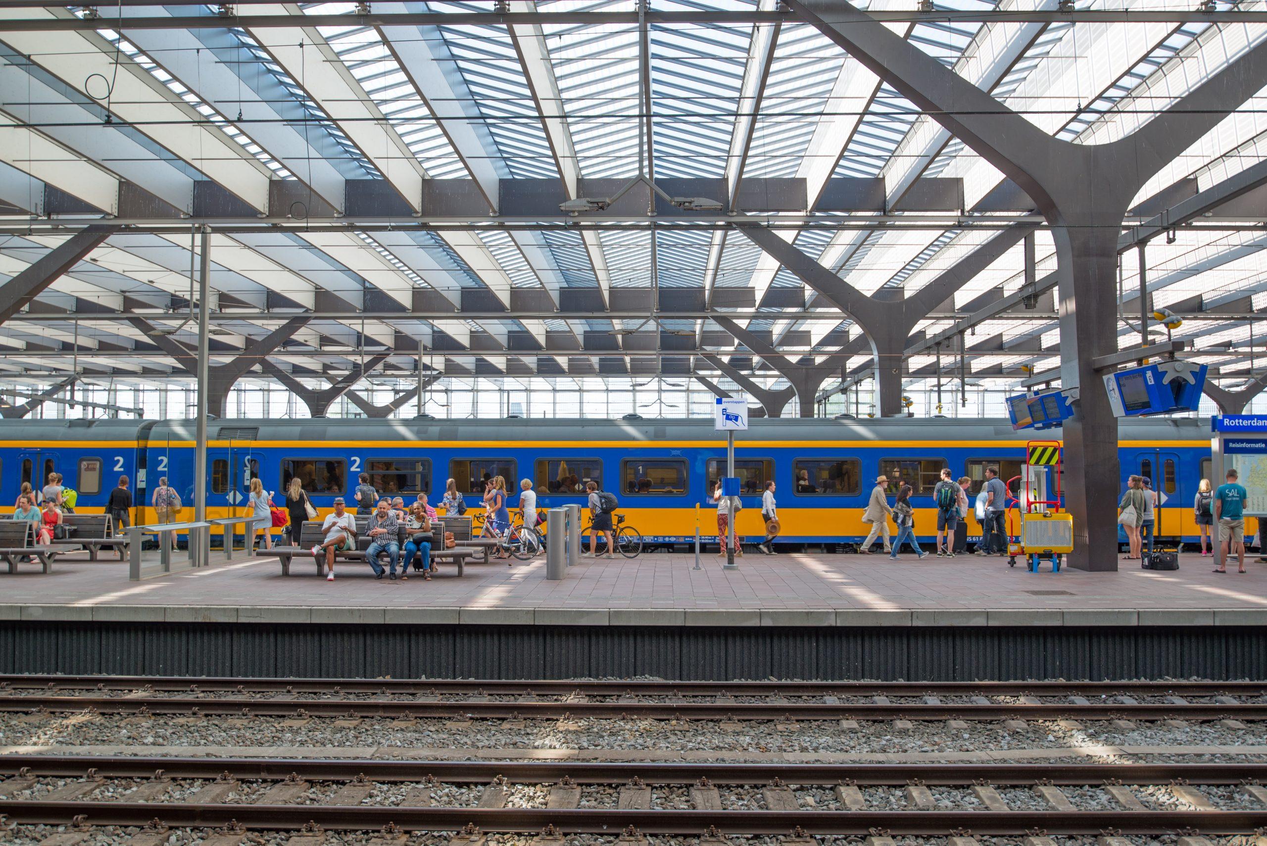 在荷兰坐火车担心小命不保?军用刀、屠夫刀,锥子都带上防身?